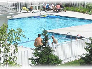 Harborview Condo with Pool, Walk to Town, Saugatuck