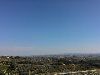 Panorama vista Girasole