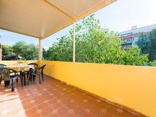 Apartamento con terraza amplia en Retiro, Atocha