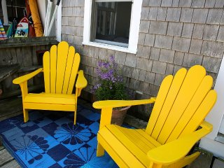Wharf Cottage, Private Deck, West end Beach, Provincetown