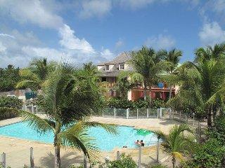 Caribean Riviera 4 luxury Orient Beach front condo, Orient Bay