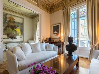 Luxury Classic Apartment, Barcelona