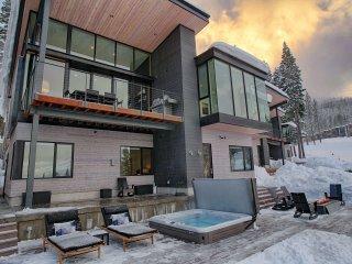 Modern Luxury ski-in/out Residence Mid-Mountain near Ritz, Truckee