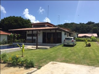 Villa for 6 people with private pool, Praia de Pipa