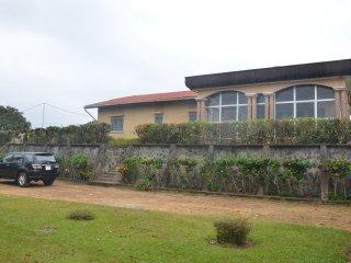 Villa les '3 oisillons' Kribi Cameroun