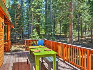 3BR Northstar/Truckee Home w/Grill & Fireplace