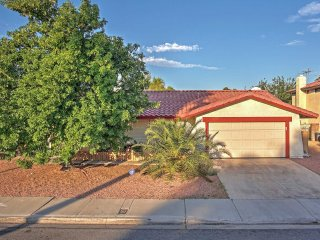 New! Peaceful 4BR Las Vegas House w/Patio!