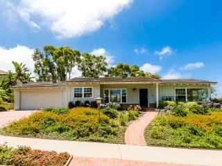 Muirlands - La Jolla Home w/ Beautiful Garden