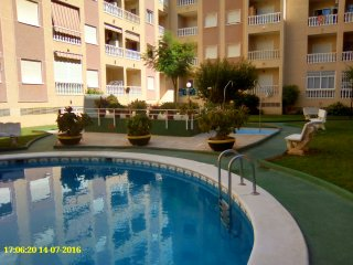 Central Flat near beach and port of Torrevieja