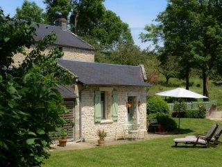 Charme, Spa & Nature prés Bayeux (la Boulangerie)