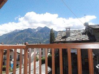 Tra montagna e città, Aosta