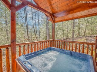 Luxurious 1 BR Log Cabin in Gatlinburg. CRAZY SUMMER SPECIAL FROM $99!