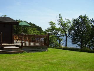 Lochside cabin, Rowardennan