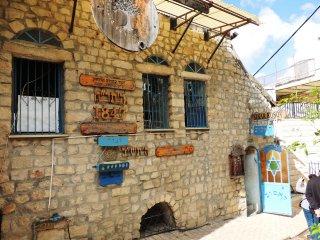 Inn Kosov Zfat, Safed