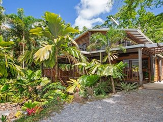 Villa Zena - hire the entire house, Cape Tribulation
