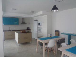 Casa Hidalga, 200 metros con patio privado para 8 personas