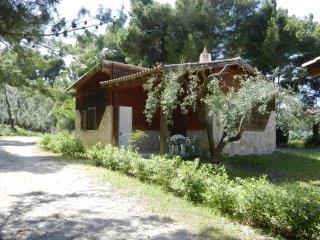 Molino di Mare- cosy cottage overlooking the sea