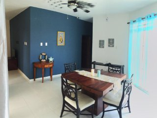 3BR apt close to Playa Dorada (WiFi - AC - Pool)