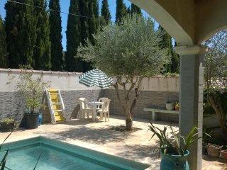 Villa Moderne avc Piscine + Plage-Au Sud, 9-10 Pers, Lunel