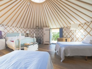 Penryn, Yurt, The Park  located in Newquay, Cornwall