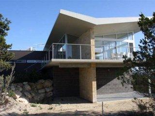 The Glass House at Island Beach