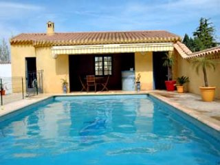 Villa in Pezenas, Languedoc, France
