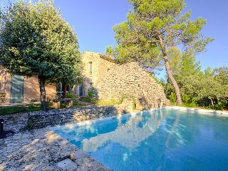 3 bedroom Villa in Menerbes, Provence, France : ref 2012466