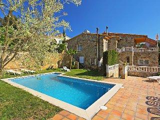 7 bedroom Villa in Lloret De Mar, Costa Brava, Spain : ref 2027768