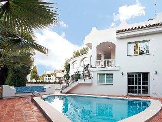 Villa in Mijas Costa, Costa del Sol, Spain, Sitio de Calahonda