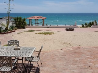 Casa Evita 3 bed, 3 bath on the beach , WiFi., Puerto Penasco