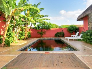 Stylish villa with swimming pool, Pointe Aux Piments