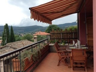 Trevignano: amazing lake view at 180 degrees