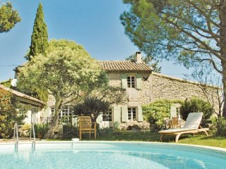 4 bedroom Villa in St Remy de Provence, Bouches Du Rhone, France : ref 2186211
