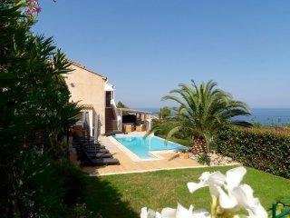 Villa Canella, luxe et vue mer epoustouflante