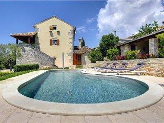 Villa in Barban, Istria, Pacici, Croatia, Glavani