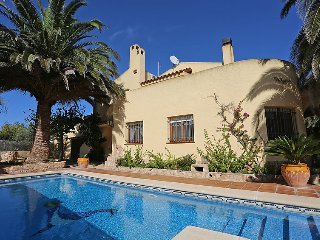 4 bedroom Villa in Deltebre, Catalonia, Spain : ref 5060071