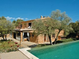 4 bedroom Villa in Algaida, Majorca, Mallorca : ref 2222829