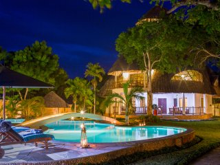 Villa Kapungu - Staff, Pool, Gym, Privacy, View, Diani Beach