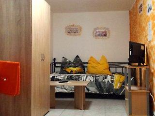 Wohnung mit 2 Schlafzimmer und WLAN, Pirmasens