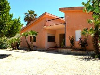 SC012 Villa 6 posti a pochi minuti Riserva Zingaro, Scopello