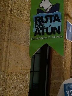 Ruta del Atún: concurso de tapas de altísima calidad en mayo de cada año.