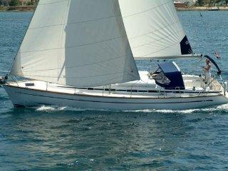 44 ft Sailing Yacht Ibiza with Sant Antoni Mooring, Sant Antoni de Portmany
