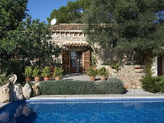 3 bedroom Villa in Maria de la Salut, Balearic Islands, Spain : ref 5698740