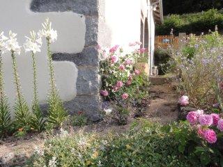 Jardin d'agrément au 'Grenier du Roc****'