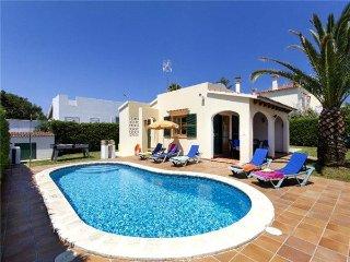 Villa in Cala Blanca, Minorca, Menorca