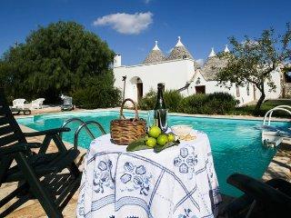 Villa in Locorotondo, Apulia, Italy