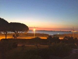 Coucher de soleil depuis Balcon-Terrasse