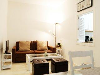 Apartamento luminoso con aire acondicionado, Madridejos