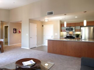 Furnished 2-Bedroom Apartment at Lick Mill Blvd & E River Pkwy Santa Clara
