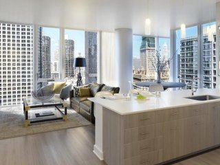 Furnished 2-Bedroom Apartment at W Randolph St & N Dearborn St Chicago